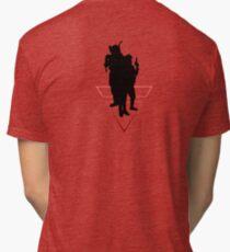 Anonymous 2012 t-shirt 3 Tri-blend T-Shirt