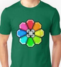 Rainbow Badge Unisex T-Shirt