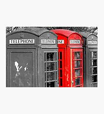 British telecom Photographic Print