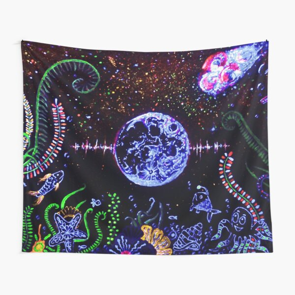 Coralmoon Tapestry