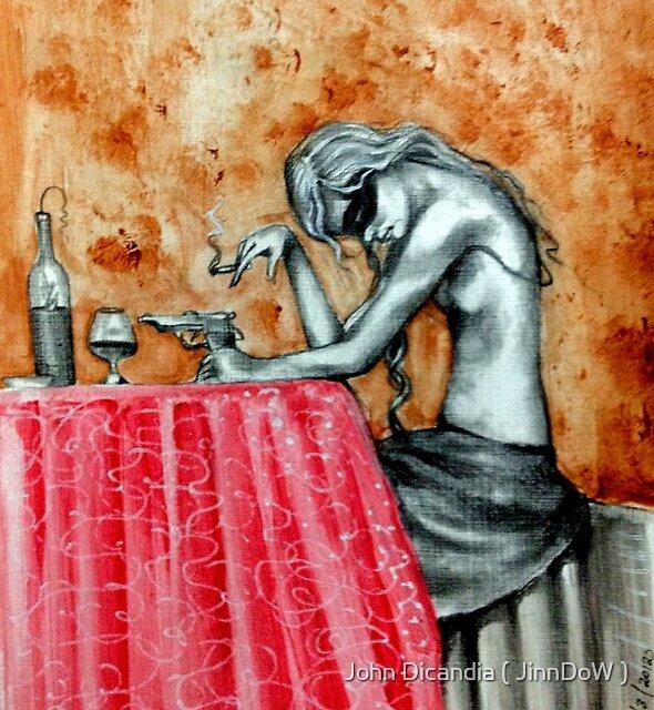Contemplation by John Dicandia ( JinnDoW )