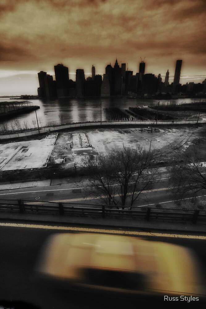 buzzzzz..(Manhattan, New York City, NY) by Russ Styles