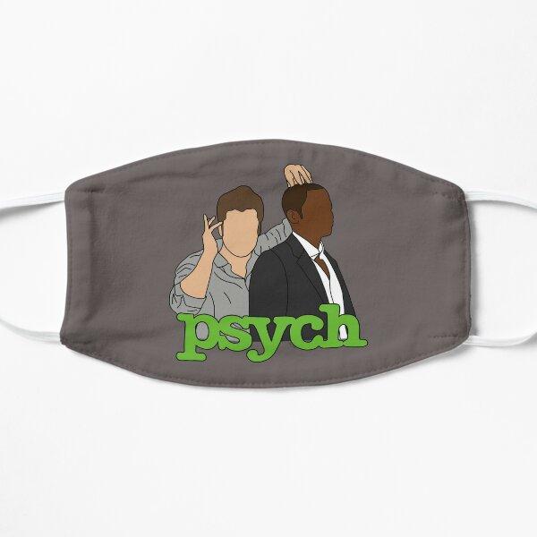 Psych - Shawn & Gus Flat Mask