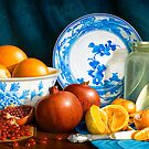 Oranges and Pomegranates by horacio10