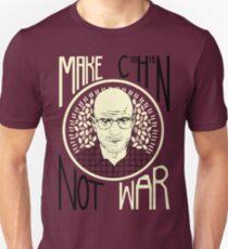 Make C10H15N Not War Unisex T-Shirt