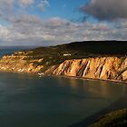 Alum Bay by Country  Pursuits