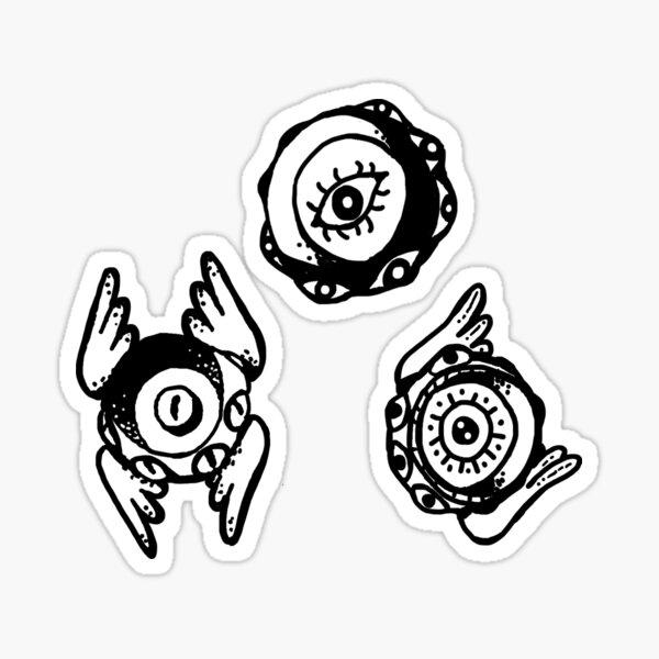 Fledgling Throne Angels Sticker