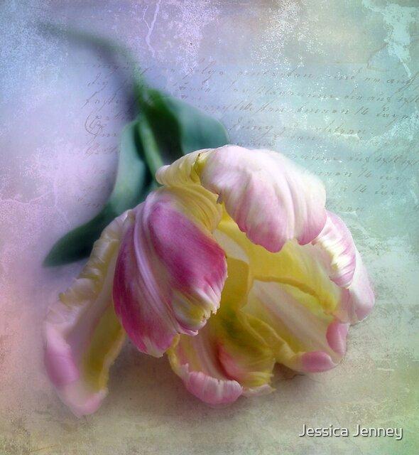Pastel Poem by Jessica Jenney