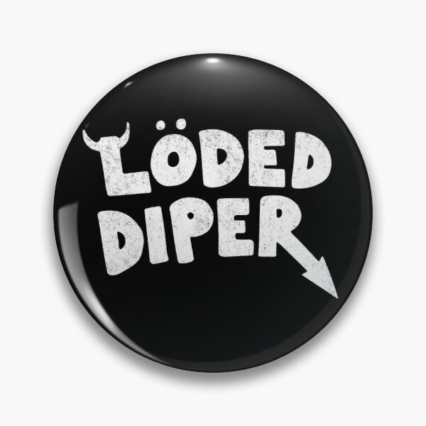 Loded Diaper Pin