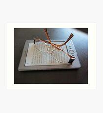 123 e-books Art Print