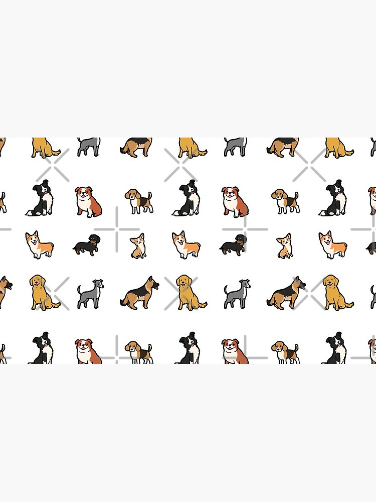 Dog Breeds #1 by unicronpotato
