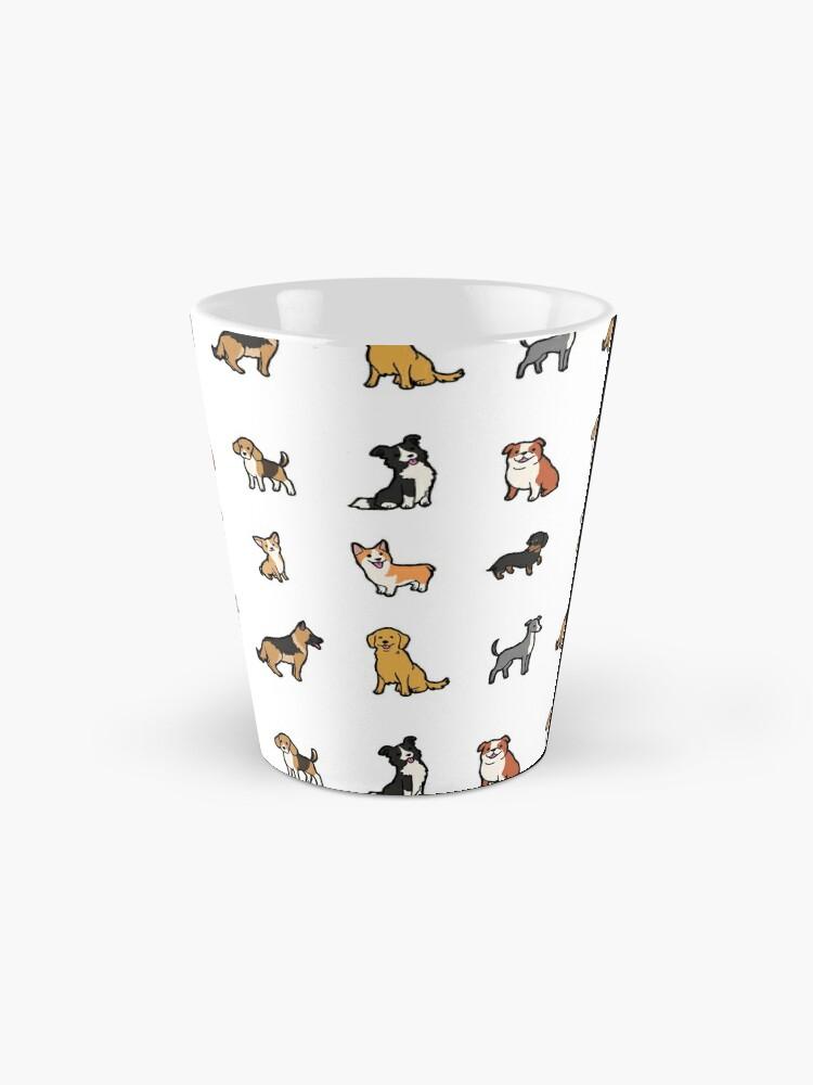 Alternate view of Dog Breeds #1 Mug
