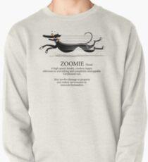 Greyhound Zoomie Pullover