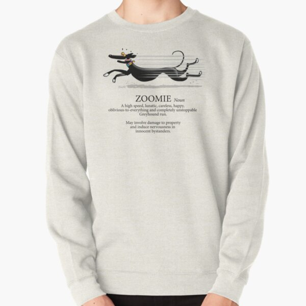 Greyhound Zoomie Pullover Sweatshirt