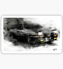 Toyota AE86 Sticker