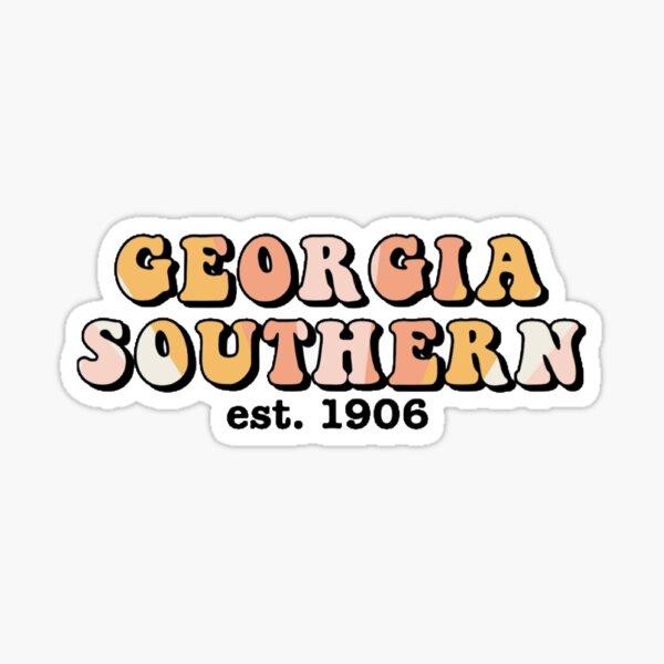 Georgia Southern University Sticker