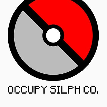 Occupy Silph Co. by PudgeHayward