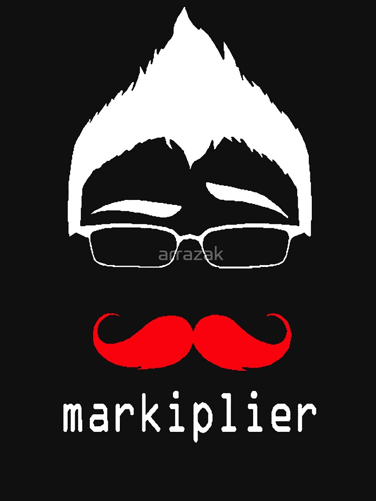MARKIPLIER FACE | Unisex T-Shirt