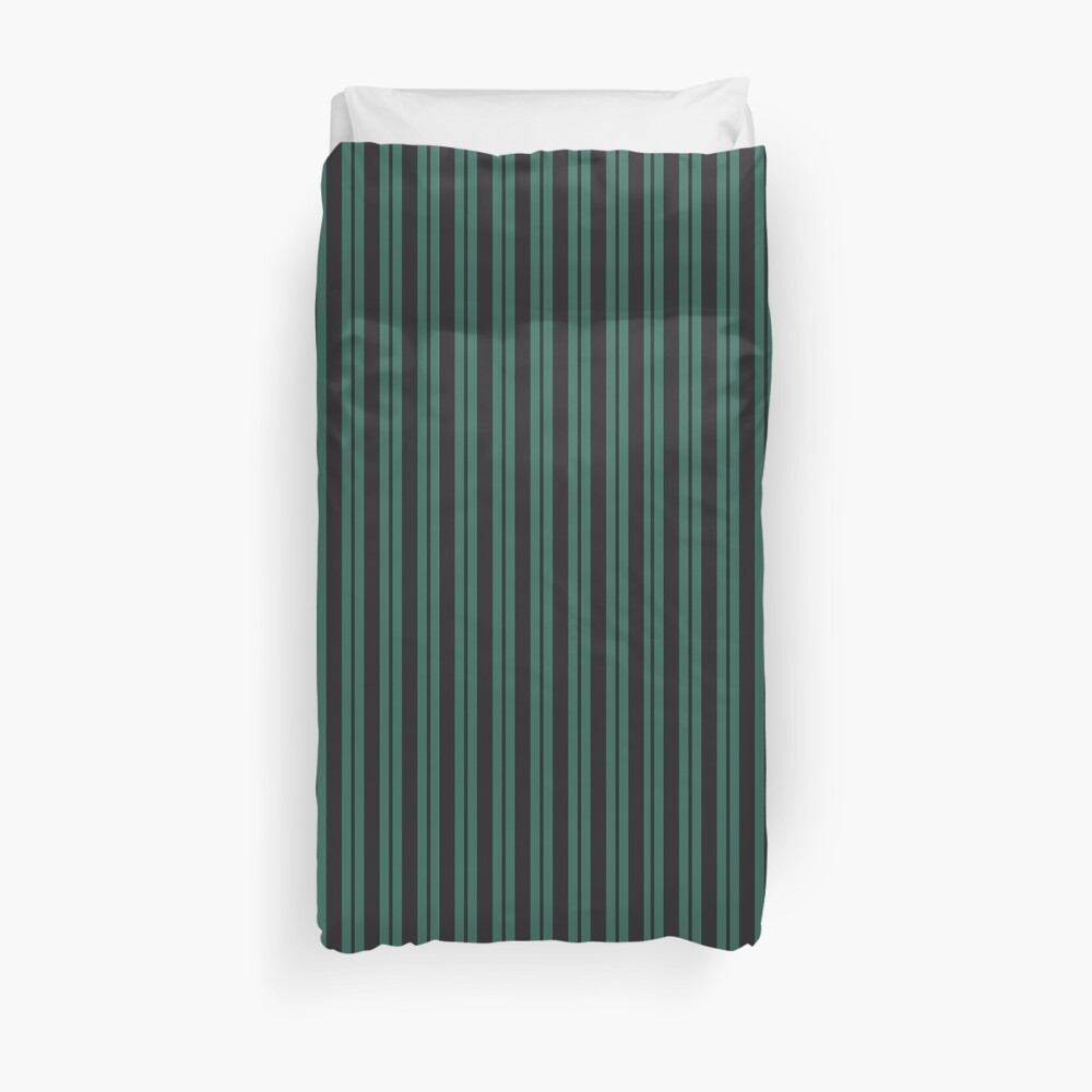 Wall to Wall Creeps and Stripes Duvet Cover