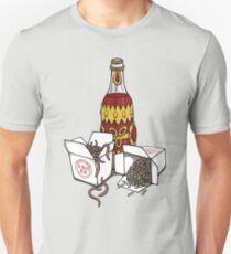 Santa Carla Takeaway Unisex T-Shirt