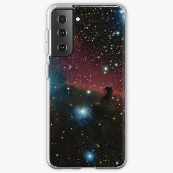 Glitter Star Galaxy  Samsung Galaxy Soft Case