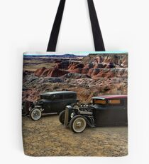 1930's Ford Rat Rods Tote Bag