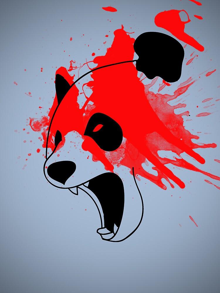 Panda by TatiDuarte