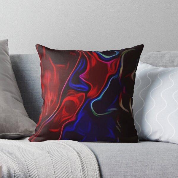 Mahuika - Fire Goddess  Throw Pillow