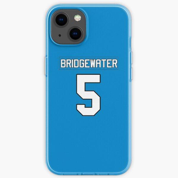 Teddy Bridgewater Panthers iPhone Soft Case