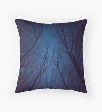 I Have Loved the Stars too Fondly Throw Pillow