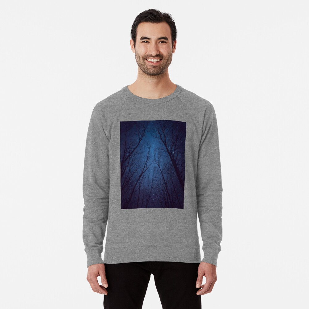 I Have Loved the Stars too Fondly Lightweight Sweatshirt