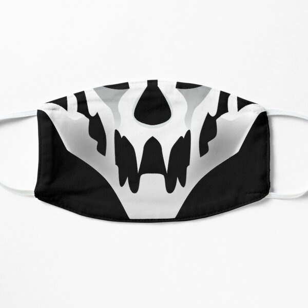 Undertale Gaster Blaster Smooth Vector Flat Mask