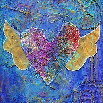 Winged Heart by cesstrelle