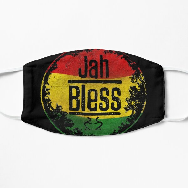 jah bless reggae Maske