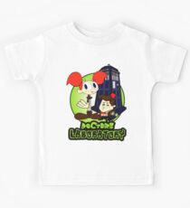 Doctor's Laboratory Kids Clothes