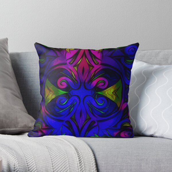 Transformational  Throw Pillow