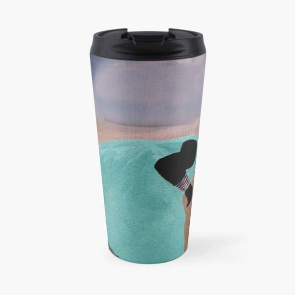 Journey Of Light Travel Mug