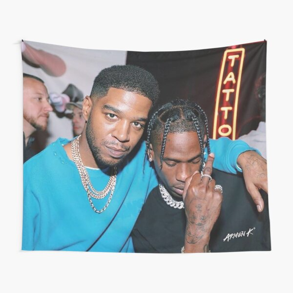 Collaboration of Travis and Kid Tapestry