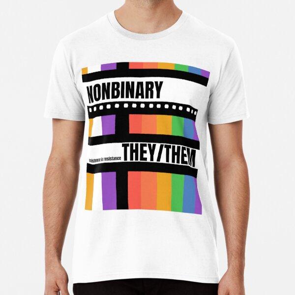 nonbinary they/them Premium T-Shirt