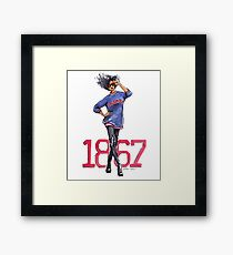 Howard Diva Framed Print