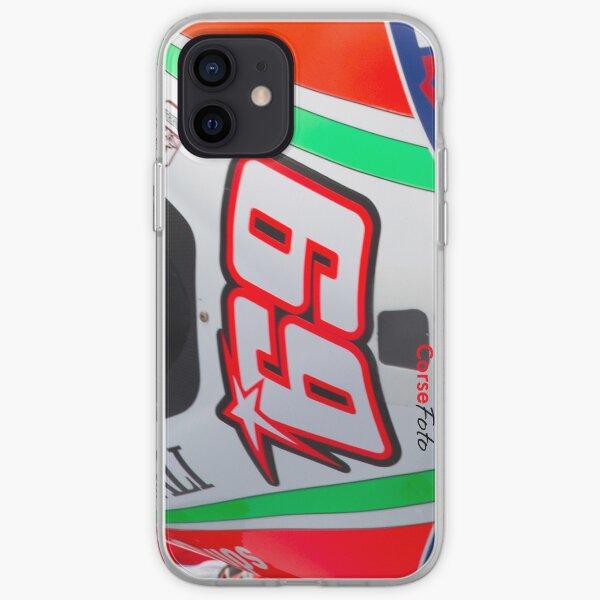 Nicky Hayden's bike iPhone Soft Case