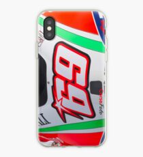 Nicky Hayden's bike iPhone Case