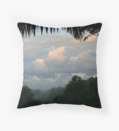 It's Like Living In A Tree House #7 Throw Pillow