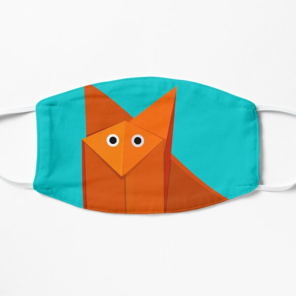 Cute Origami Fox Mask