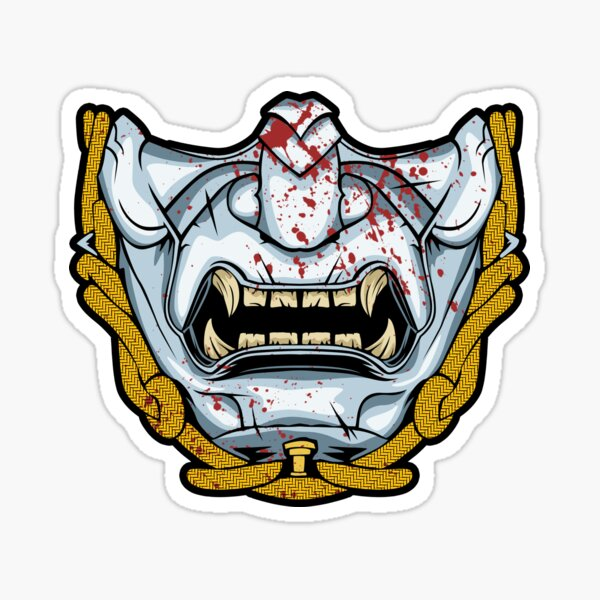 Masque G.O.T 2 Sticker
