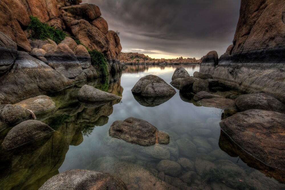 Lull Between by Bob Larson