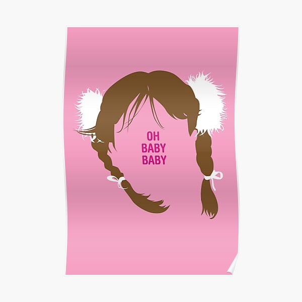 "The Britney // ""Oh Baby Baby"" Poster"