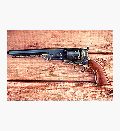 1851 Colt Navy Photographic Print