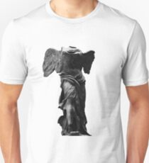 Nike the winged goddess of victory T-Shirt