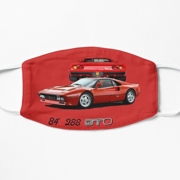 288 GTO Flat Mask